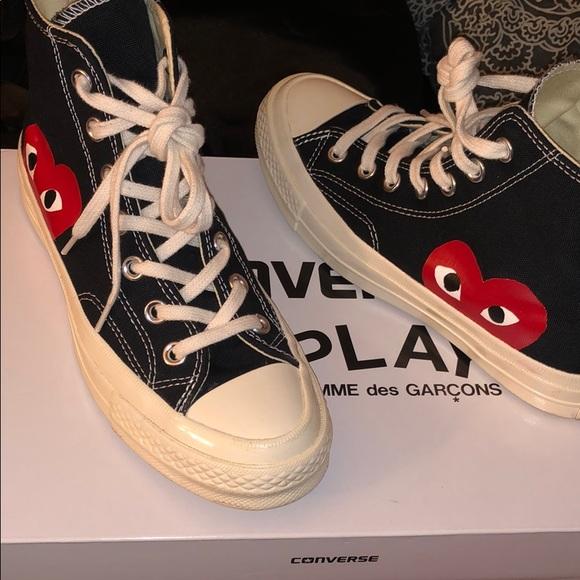 7bfc13774705 Comme des Garcons Shoes - Comme Des Garçons Converse
